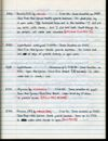 Stefan Cover Field Notes Vol. 5, pg.49. Scanned on 2014-08-29; hard copy may have been updated.
