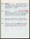 Stefan Cover Field Notes Vol. 5, pg.85. Scanned on 2014-08-29; hard copy may have been updated.