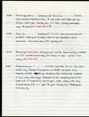 Stefan Cover Field Notes Vol. 9, pg.20. Scanned on 2014-10-03; hard copy may have been updated.