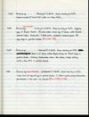 Stefan Cover Field Notes Vol. 9, pg.29. Scanned on 2014-10-03; hard copy may have been updated.