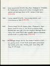 Stefan Cover Field Notes Vol. 9, pg.68. Scanned on 2014-10-03; hard copy may have been updated.