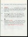 Stefan Cover Field Notes Vol. 9, pg.87. Scanned on 2014-10-03; hard copy may have been updated.