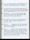 Stefan Cover Field Notes Vol. 13, pg.109. Scanned on 2014-10-15; hard copy may have been updated.