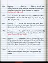 Stefan Cover Field Notes Vol. 13, pg.136. Scanned on 2014-10-15; hard copy may have been updated.