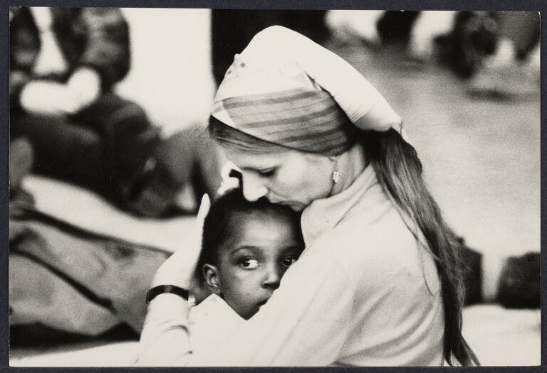 Adoptee (interracial)