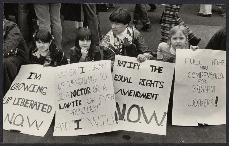 Children's International march