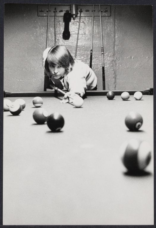 Jean Balukas, women billiard's champion
