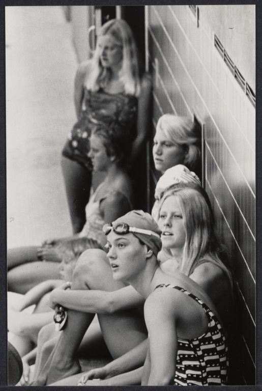 US women's Olympic swimming team