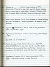 Stefan Cover Field Notes Vol. 15, pg.73. Scanned on 2014-10-29; hard copy may have been updated.