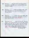 Stefan Cover Field Notes Vol. 8, pg.51. Scanned on 2014-10-01; hard copy may have been updated.