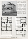 Housing, Industrial: United States. New York. Albany: Methods of Cheap Construction of Dwellings: Albany Home Building Company Detached Dwellings: Cottage No. 430.   Social Museum Collection