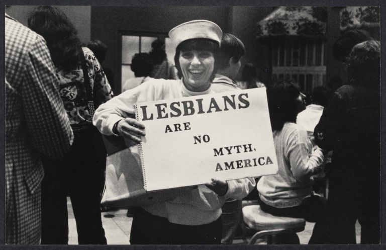 Lesbians attend NOW conference in Atlantic City
