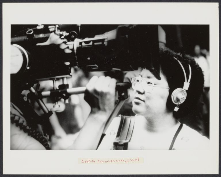 Sound woman at ABC-TV