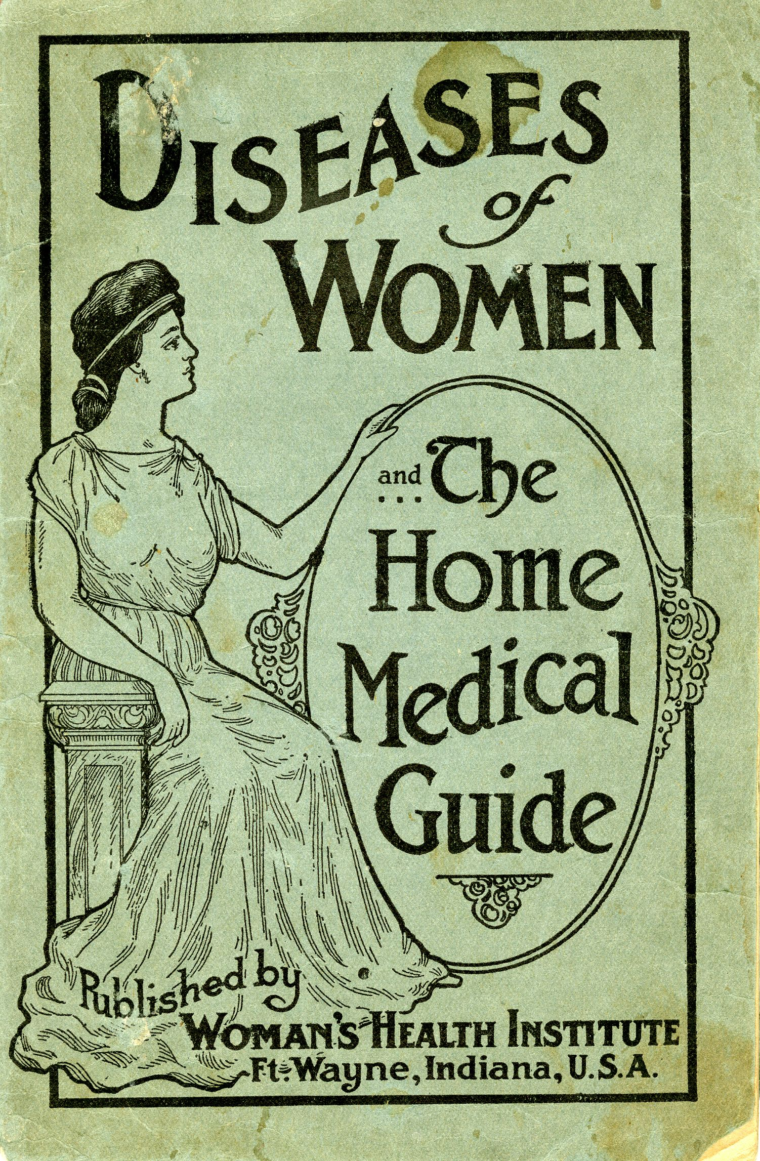 Book cover: Diseases of Women