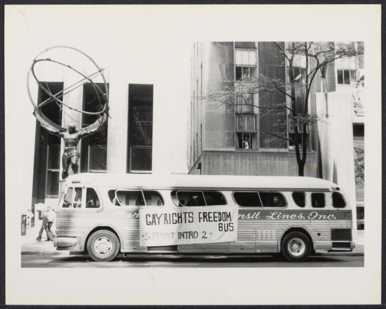 Intro 2 freedom bus