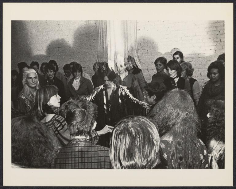 Ritual at the Cerridwen Salon