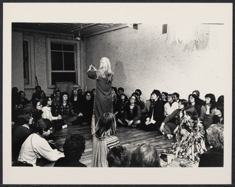 Ritual at Cerridwen Salon