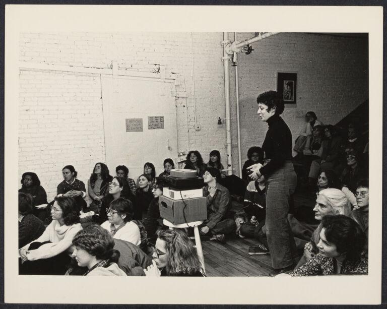 Susan Schwalb at the Cerridwen Salon
