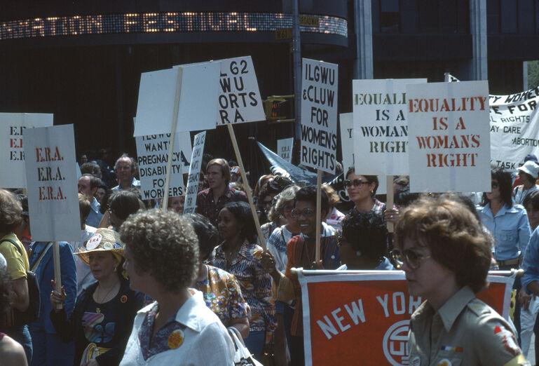Women's ERA demonstration