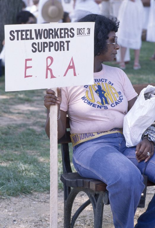 ERA demonstration Washington, D.C.
