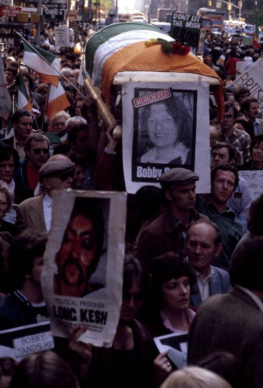 IRA demonstration