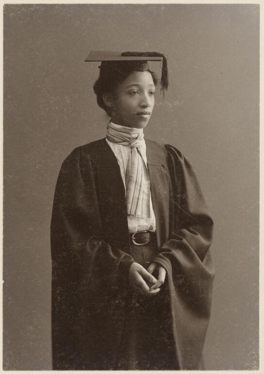Portrait of Alberta Virginia Scott