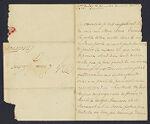 Letters from William Tudor to his sister, Emma Tudor Gardiner, William Tudor personal archive