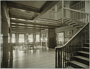 Defectives, Insane: United States. New Hampshire. Concord. State Hospital: New Hampshire State Charitable and Correctional Institutions.: Twitchell Building - Interior..   Social Museum Collection