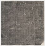 Map tracing steps of Sage King Yu, Da Yu