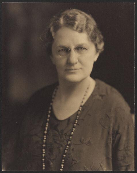 Portrait of Rose Sherman