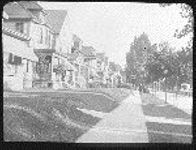 residential streets, United States