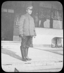 Dr. Wu Lien Te, Chinese Director of Anti-Plague Bureau, Fuchiatien