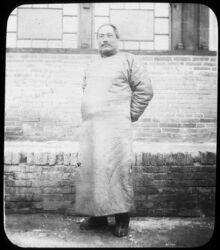 Dr. P. S. Huang, Director Anti-Plague Bureau, Changchun