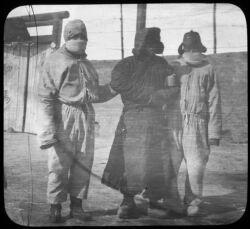 """Plague case """"rounded up"""" on inspection tour, Fuchiatien"""