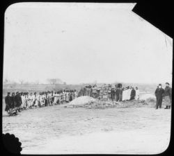 Cremation of seventy-one bodies, Changchun