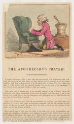 Apothecary's Prayer, The