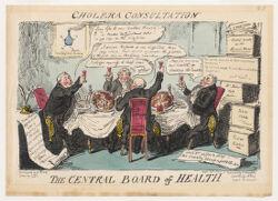 Central Board of Health -- Cholera Consultation