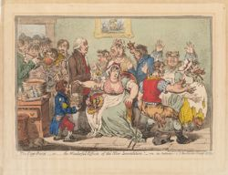 Cow-Pock, or, the Wonderful Effects of the New Inoculation