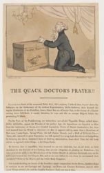 Quack Doctor's Prayer, The