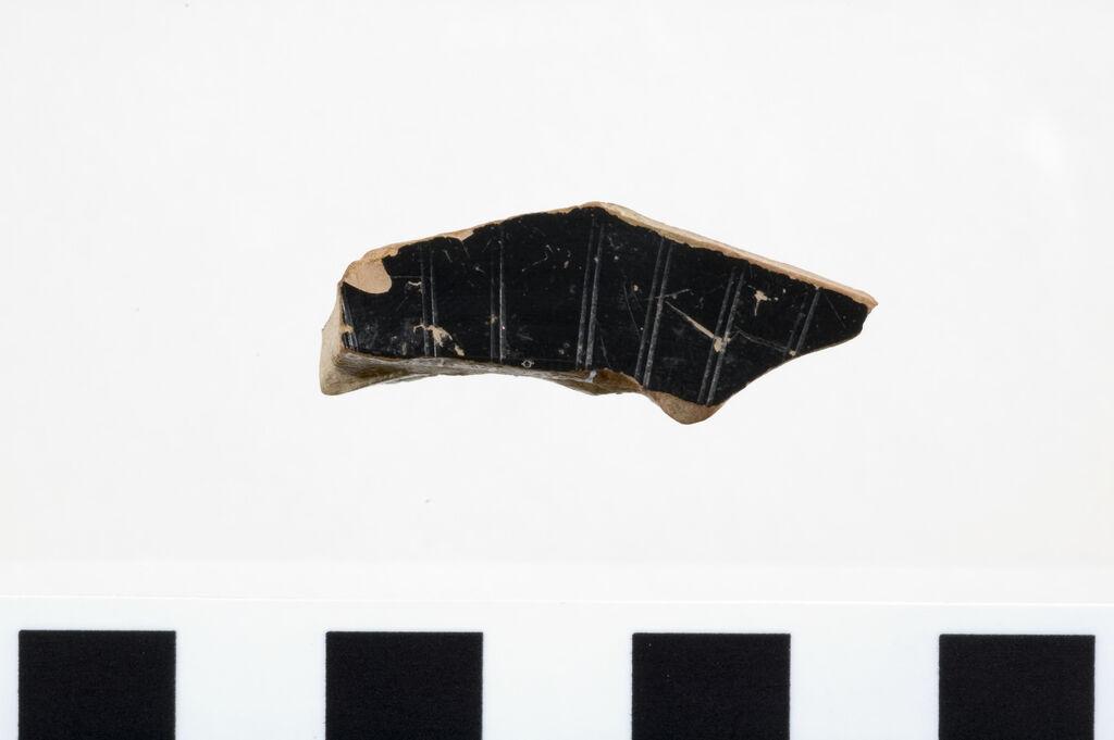 Middle Corinthian Alabastron Fragment
