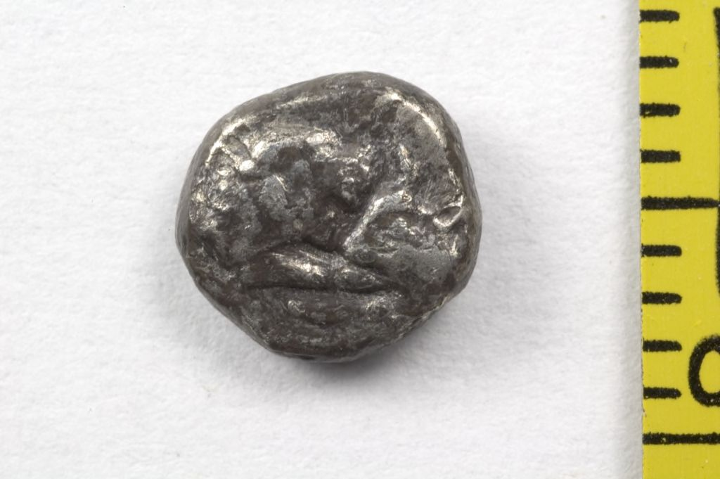 Silver Croeseid Twenty-Fourth Stater