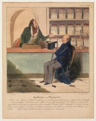 Apothicaire et Pharmacien