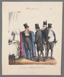 Moeurs parisiennes, No. 1