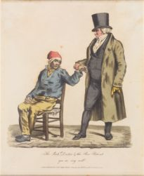Rich doctor and the poor patient: You are very well!