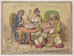 Punch cures the gout, --and colic, --and the 'tisick.