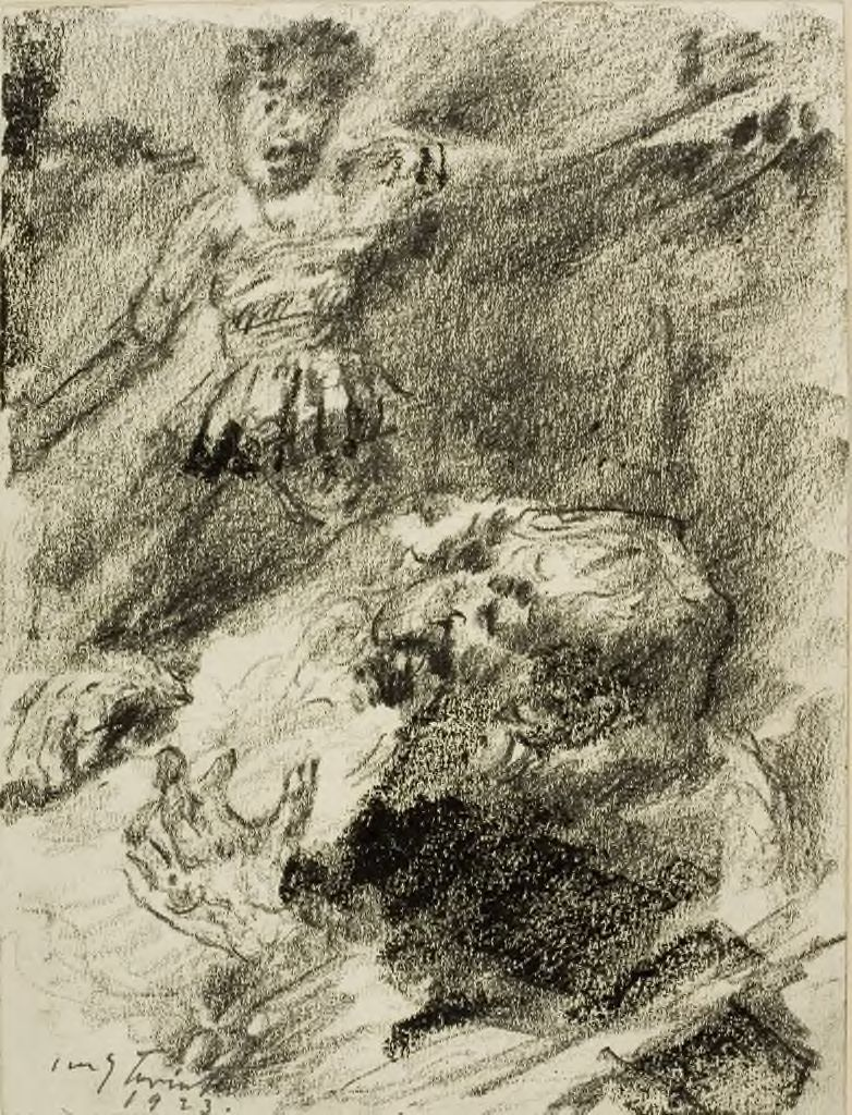 Eli's Death (I Samuel 1:21)