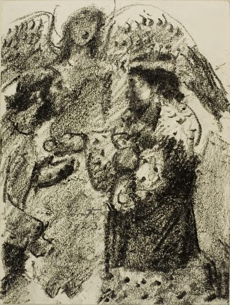 David Rears An Altar On The Threshingfloor Of Araunah The Jebusite (Ii Samuel 24:18-19)