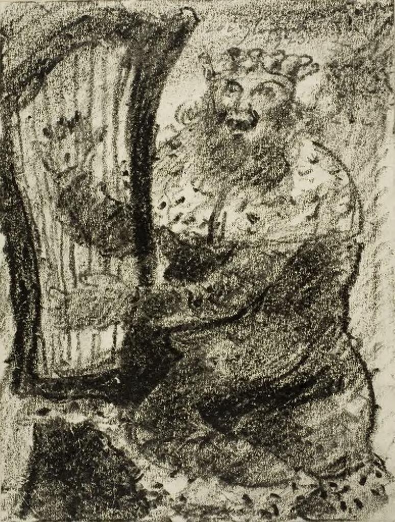 King David Sings To The Lord (Ii Samuel 22)