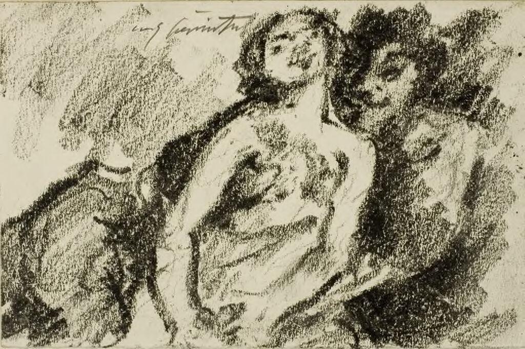 Amnon And Tamar, His Sister (Ii Samuel 13:1-15)
