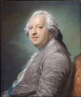 Portrait Of Jean-Charles Garnier, Seigneur D'isle